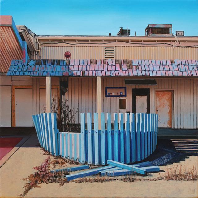 Jessica Hess, 'Alameda I', 2014, Hashimoto Contemporary