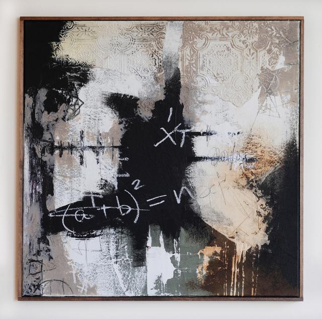 , '(a+b)²,' 2017, Gallery Elena Shchukina