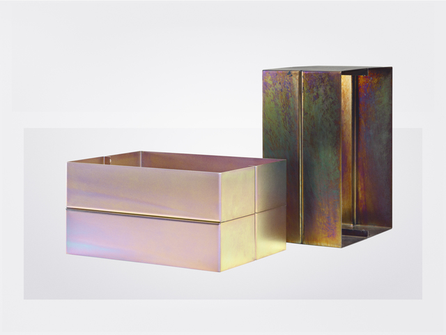 , 'Tincture Box,' 2015, Etage Projects
