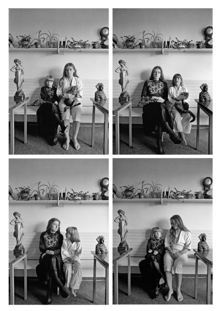 , 'Du und Ich, Nr. 4,' 1979/2017, Christine König Galerie