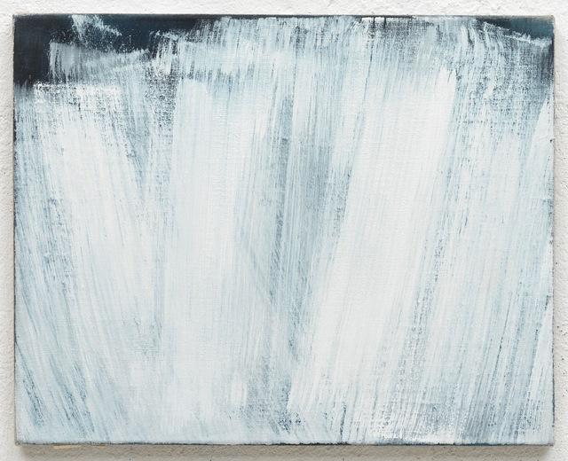 , 'Weisse Wand,' 1989, Dierking