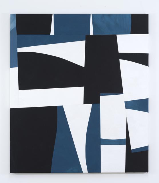 , 'Sliced Peacock Stems,' 2017, Simon Lee Gallery