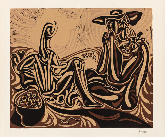 , 'Les vendangeurs (The Grape Harvesters), 1959,' 1959, Masterworks Fine Art