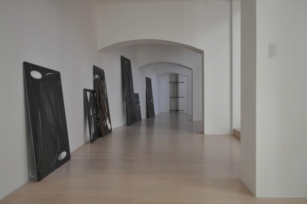 Rita McBride | Installationview kestnergesellschaft 2015 | ©kestnergesellschaft
