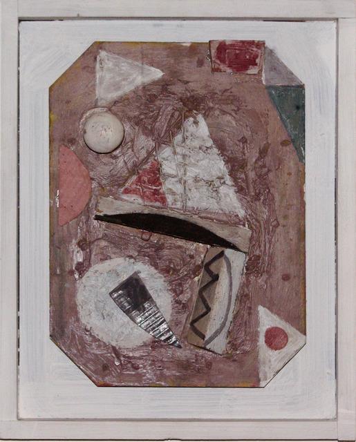 , 'Vouni,' 1989, Maddox Arts