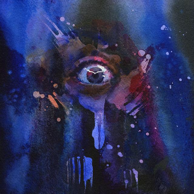 Joanna Barnum, 'Piercing the Veil - Blue', 2018, Abend Gallery