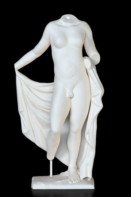 , 'Hermophroditus, Beloved Martina Series,' 2016, Mor Charpentier