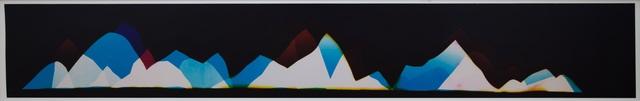 , 'Mountain Range,' 2016, SOCO GALLERY