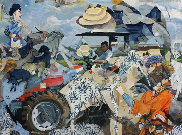 Martinho Costa, 'Pastores', 2017, Galería silvestre