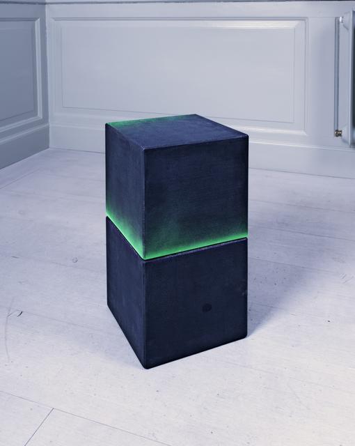 , 'Black Spring,' 2018, ELASTIC Gallery