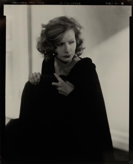 , 'Greta Garbo,' 1928, Gallery 270