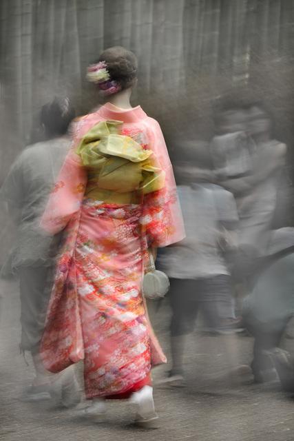 , 'Arashiyama 3,' 2017, Galeria Contrast