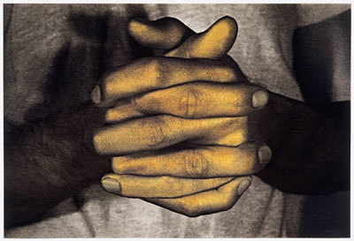 ", '""Hands Only"" from ""Infrared Outtakes"",' 2006, Gemini G.E.L. at Joni Moisant Weyl"