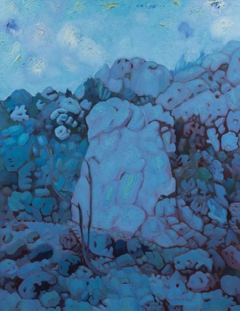 , 'Mountain Yuhuang,' 2017, Aye Gallery