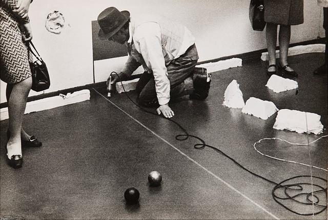 Ute Klophaus, 'Joseph Beuys, Event', 1969, Finarte