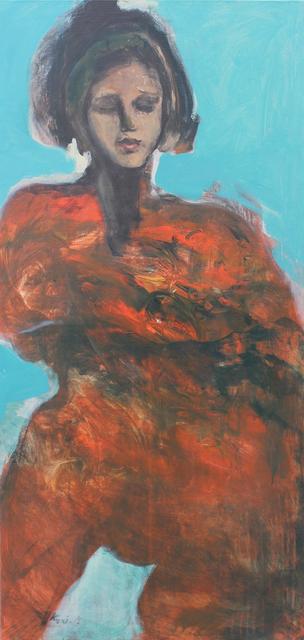 Khalid El-Khani, 'The Sleeping Lady ', 2016, Orient Gallery