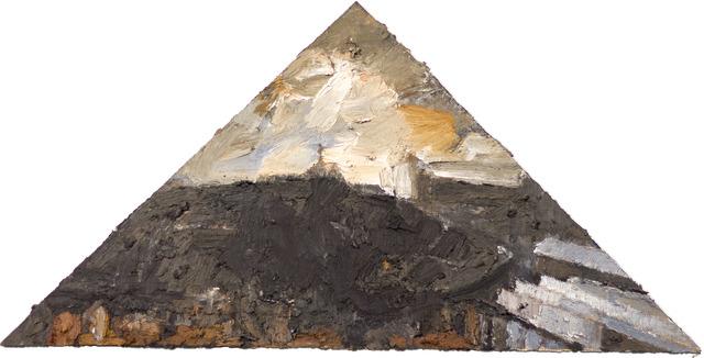 , 'Triangle X,' 2017, Untitled 2.0