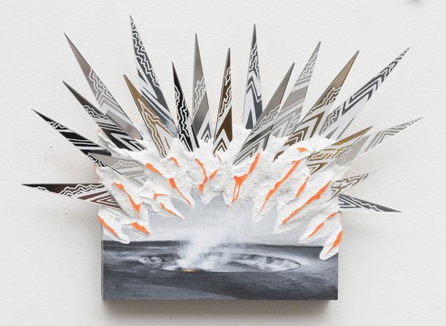 , 'Kilauea,' 2017, Craig Krull Gallery