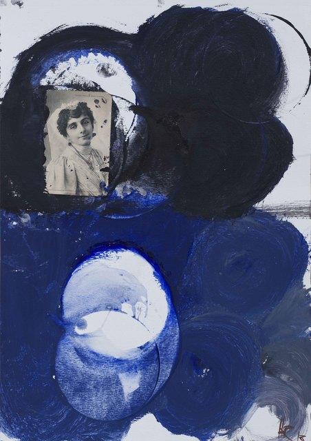 Huang Rui, 'A Portrait', 2018, Boers-Li Gallery