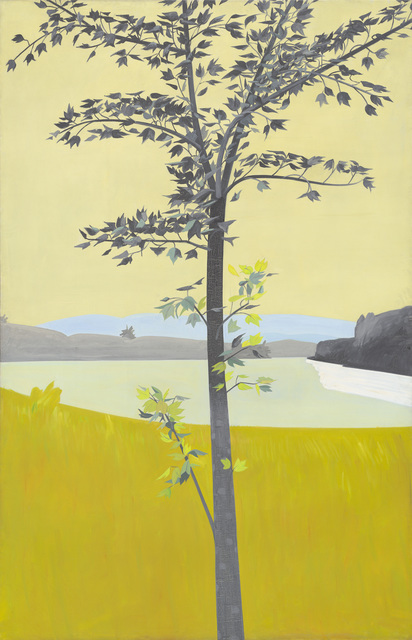 , 'Swamp Maple (4:30),' 1968, National Gallery of Art, Washington, D.C.