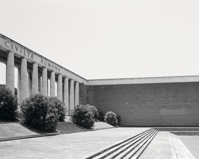 Hans-Christian Schink, 'EUR (Piazza Giovanni Agnelli 2)', 2014, Galerie Jordanow