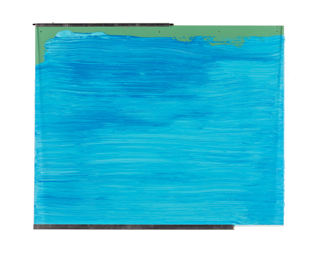 Cabrita, 'Landscapes 2020 (series III) #7', 2020, Painting, Acrylic on plywood mounted on aluminium, rubber strip, glass, Galeria Miguel Nabinho