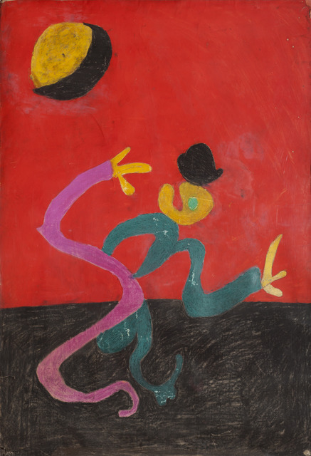 , ' The Clown,' 1975, October Gallery