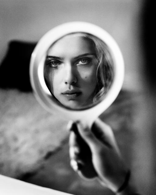 Vincent Peters, 'Scarlett Johannson - Reflections', 2013, WILLAS contemporary