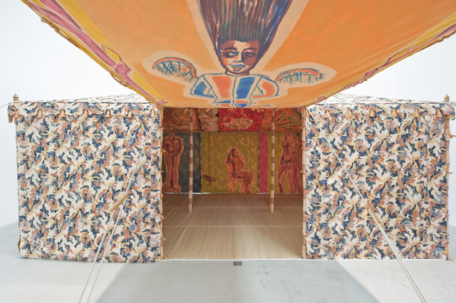 Francesco Clemente, 'Standing with Truth', 2012-2013, Blain | Southern