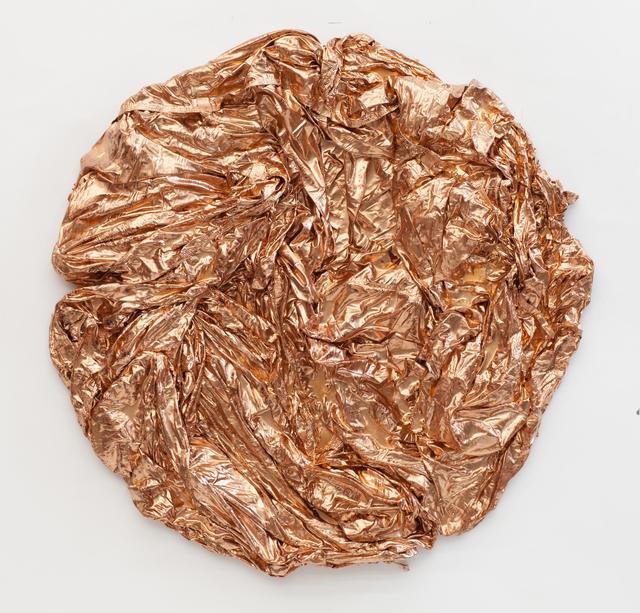 , 'Parachute Object 18,' 2017, Galerie Nikolaus Ruzicska