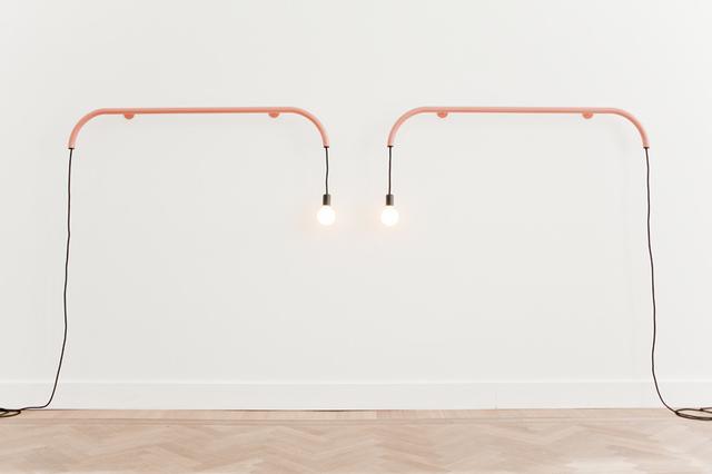 , 'Lamps,' 2017, Gallery Sofie Van de Velde