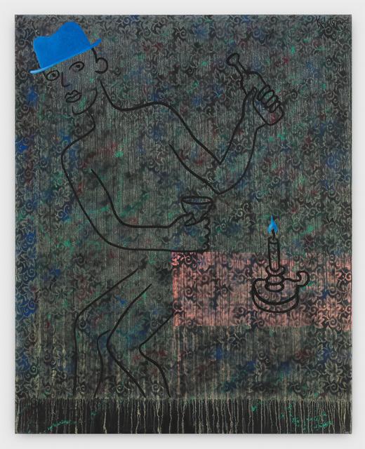 , 'Blue Hat,' 2004-2006, Anna Zorina Gallery