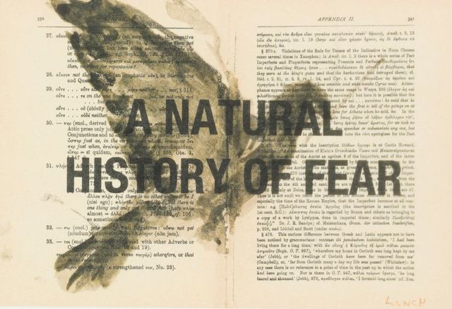 William Kentridge, 'A Natural History of Fear', Dale Sargent Fine Art