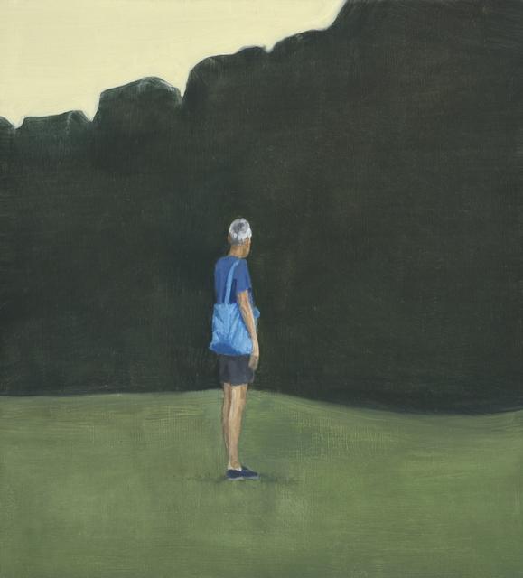 , 'Blue Bag,' 2017, Gallery Hakgojae