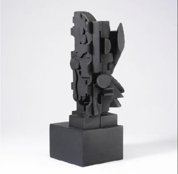 , 'The Dark Ellipse,' 1974, Rosenfeld Gallery