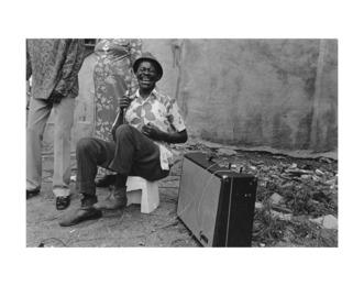 The Blues Singer, Harlem, NY