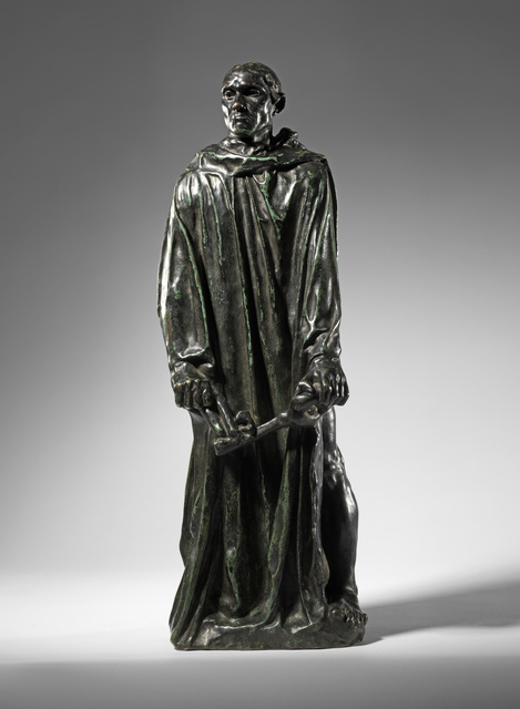 , 'Jeanne d'Aire , Burgher of Calais,' 1895, Sladmore Contemporary