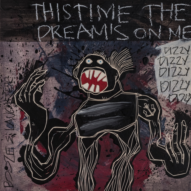 , ' This Time The Dream's On Me | The Freedom Paintings #13 ,' 2018, heliumcowboy