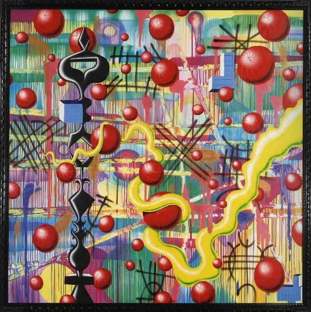 , 'The Big Bong Theory,' 1987, Chowaiki & Co.
