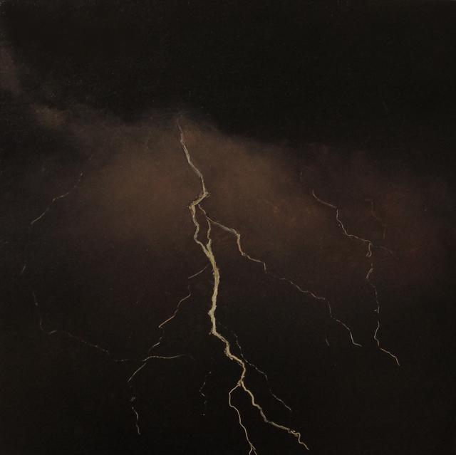 , 'Lightning,' 2017, Abend Gallery