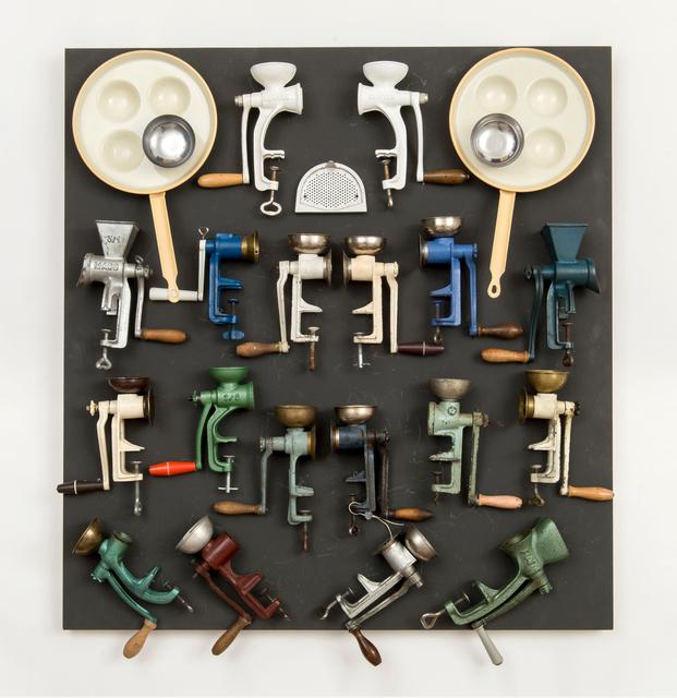 , 'Untitled,' 2013-2016, Galerie Krinzinger