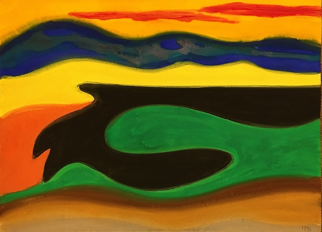 David Hayes, 'Untitled', 1996, Lawrence Fine Art