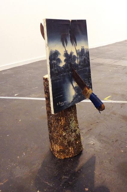 , 'Muerte en la tierra tropical azul,' 2015, Josedelafuente