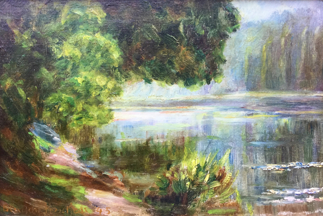 , 'Water Lilies in Giverny,' 1947, ArtGiverny