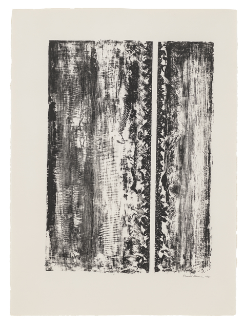 , 'Untitled,' 1961, Susan Sheehan Gallery