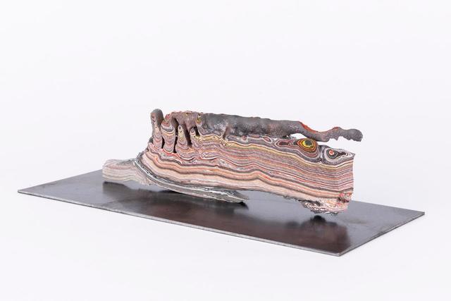 Bernardo Montoya, 'Roca líquida, origen volcánico- 10000111-Instituto Arte y Maravillas', 2019, Salón Comunal