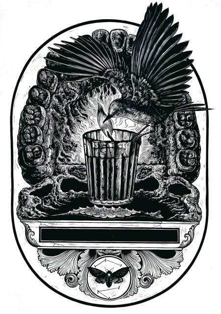 , 'Santuario Postmortem,' 2017, Hecho a Mano