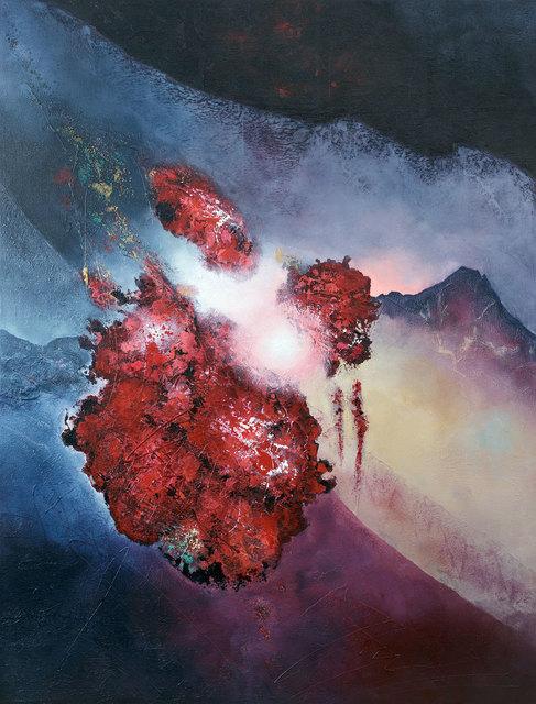 , 'Ruby 3,' 2016, Albemarle Gallery | Pontone Gallery