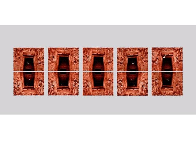 , 'Unfinished Spaces 12,' 2006, Galleria Ca' d'Oro
