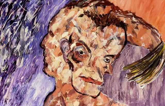 , 'Egon,' 1986, Susan Eley Fine Art